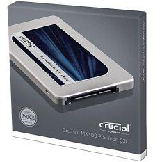"Crucial 275GB MX300 SATA3 2.5"" SSD"
