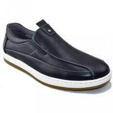 โปรโมชั่น Csb รองเท้าหนังผู้ชาย Csb รุ่น Cm333 สีดำ กรุงเทพมหานคร