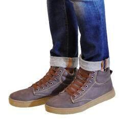 ขาย Csb รองเท้าหุ้มข้อผู้ชาย รุ่น Csl97023 Brown Csb เป็นต้นฉบับ