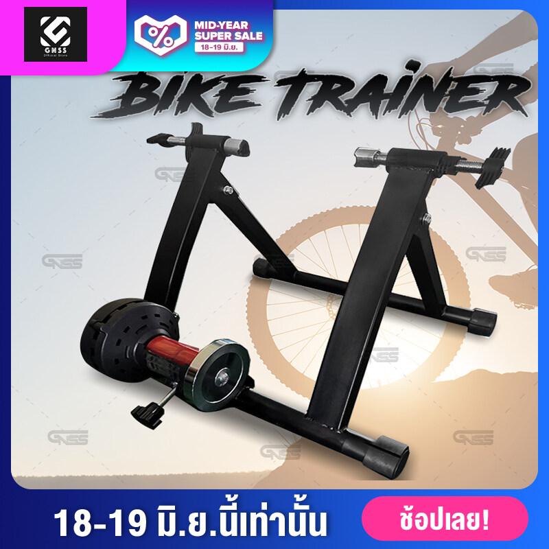 [ฟรีค่าส่ง] เทรนเนอร์จักรยาน Bike Trainer Deuter มีสายรีโมทปรับความหนืด 6ระดับ GNSS