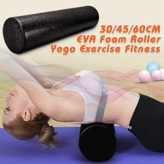 ANGUBA Tập Luyện Thể Hình Màu Đen, Với Kích Hoạt Điểm Con Lăn Xốp Tập Gym Mát Xa Pilates Yoga Khối, Thiết Bị Tập Thể Dục thumbnail