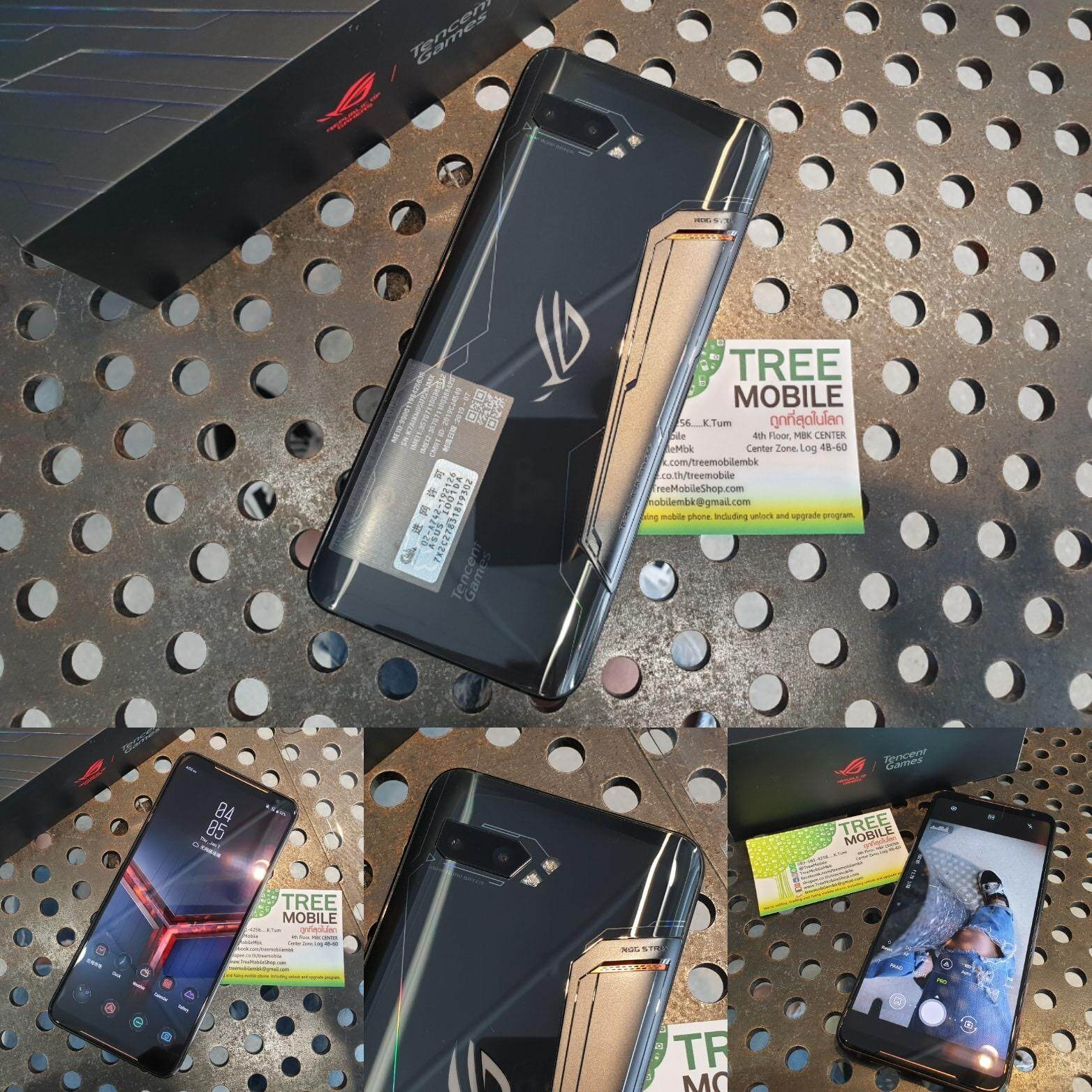 ASUS ROG Phone 2 128GB /512GB /ร้าน TreeMobile TreeMobileMbk