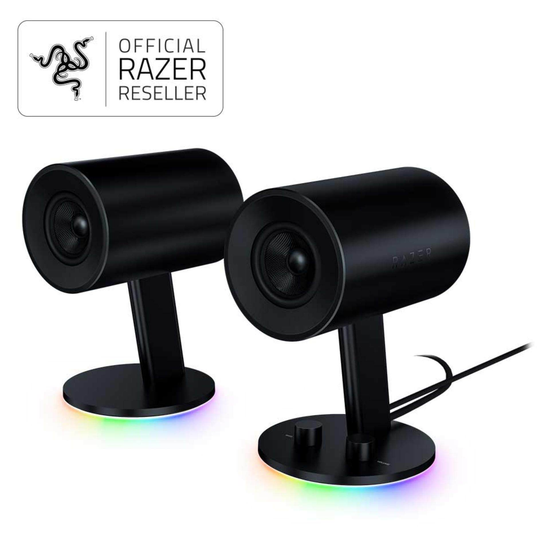 Razer Gaming Gear Speaker Nommo Chroma 2.0 By Razer_officialstore.