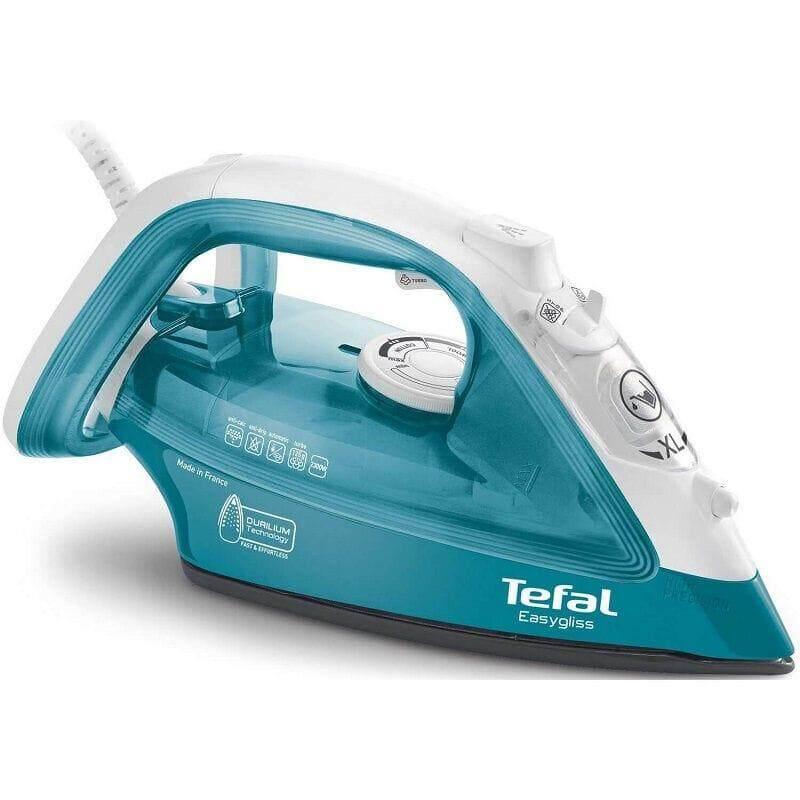 Tefal เตารีดไอน้ำ กำลังไฟ 2300 วัตต์ รุ่น FV4030 สีฟ้า