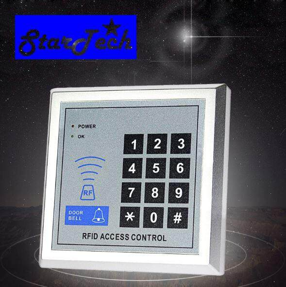 Id Access Controller Automatic Door Card Reader Access Control Machine Password Swipe Access Control.