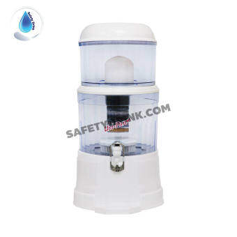 SafetyDrink เครื่องกรองน้ำแร่ 23 ลิตร Ceramic Mineral Unipure
