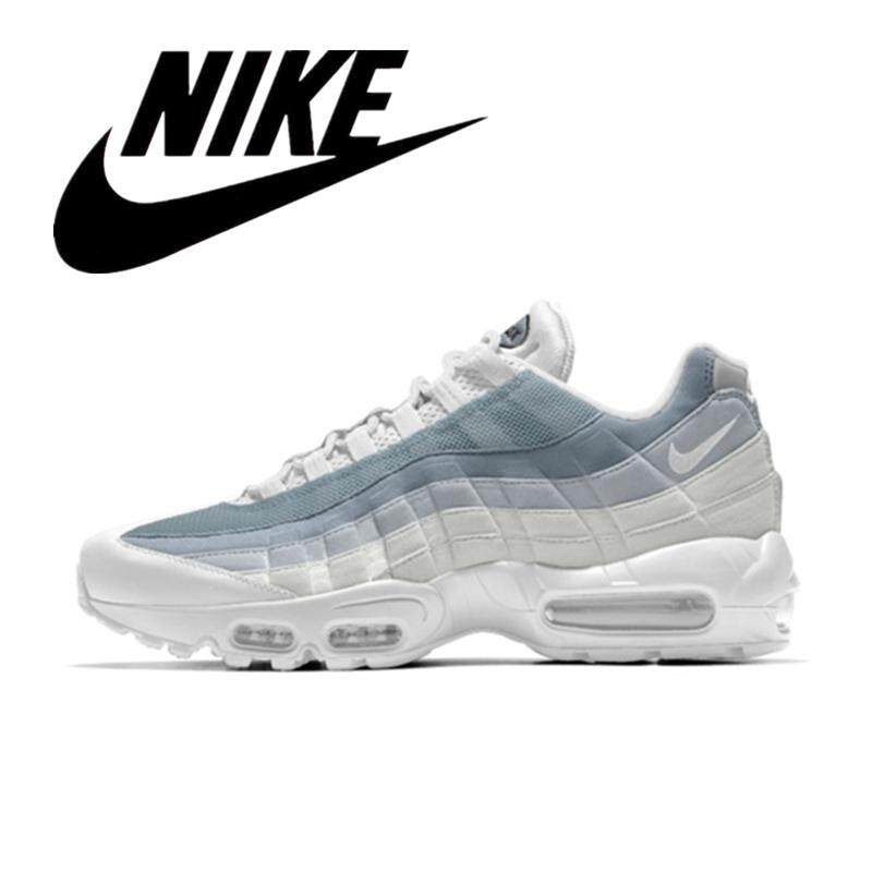 release date: 4f720 710ac NIKE AIR MAX 95 classic men's shoes outdoor sneakers shoes abrasion  resistant non-slip shock absorption 818592 996 39-46