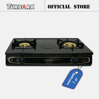 TURBORA เตาแก๊สตั้งโต๊ะ รุ่น TG-2N4