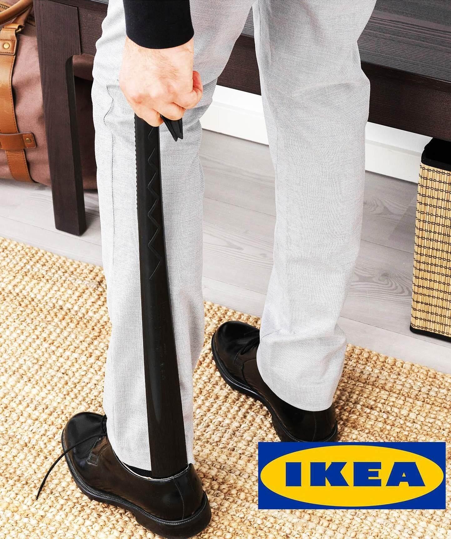 IKEA OMSORG ที่ช้อนรองเท้า ใส่รองเท้าไม่ต้องก้มให้เมื่อย