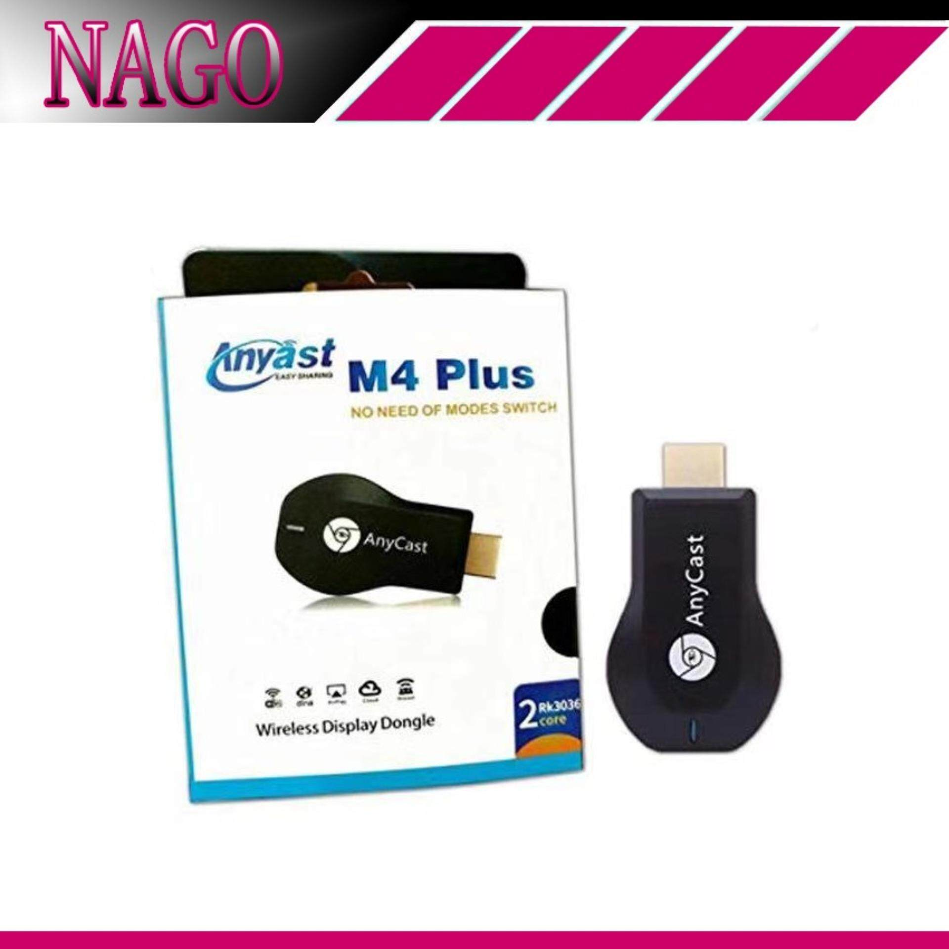 ลดราคาอย่างแรง AnyCast M4 Plus Wireless WiFi Display Receiver Dongle