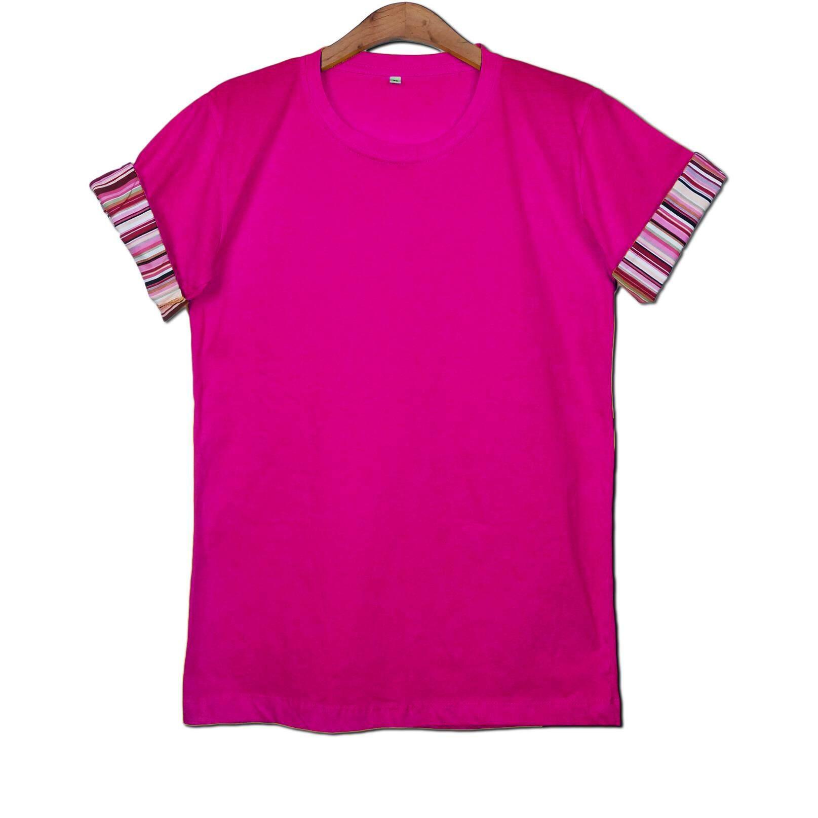 Best!! เสื้อยืดสำหรับเด็ก เสื้อยืดคอกลม เสื้อยืดคอตตอน เนื้อผ้านุ่นมือ สีสันสดใส Cotton100% มีให้ไซส์ให้เลือกตั้งแต่ 2ขวบ - 8 ขวบ สีมากกว่า 15 สี รหัส CU0555