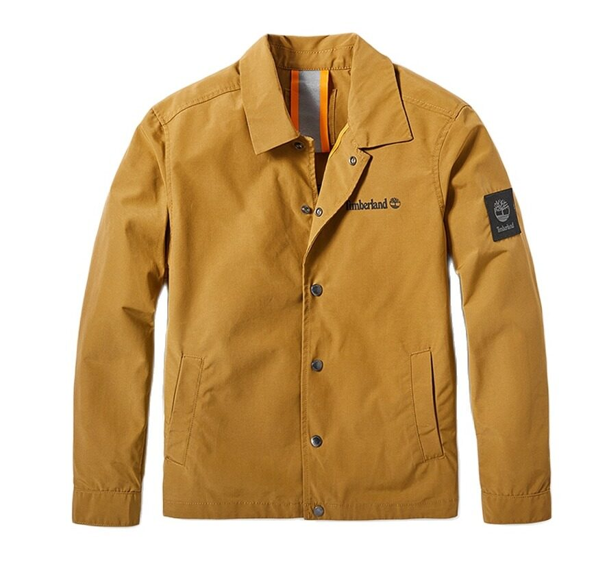 Timberland Mens Kidder Mountain Coach Jacket (a29ug).