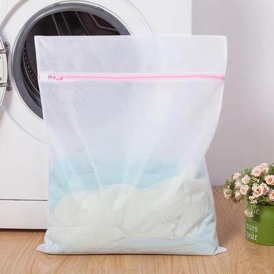 ถุงซักผ้า ตาละเอียดสีขาว ถุงซักถนอมผ้า 1 Piece By Theerada Lzd.