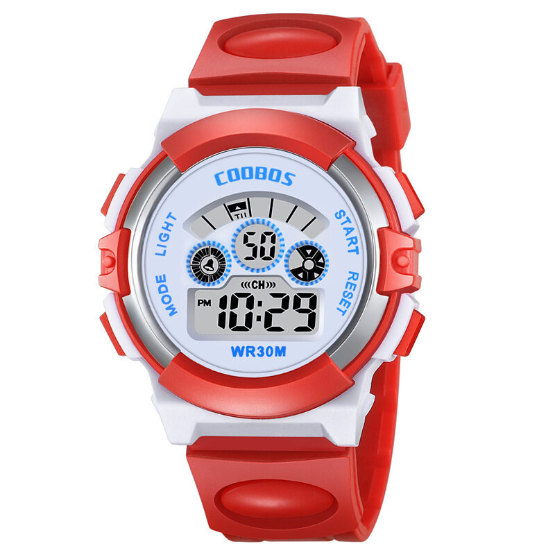 Giá bán Đồng hồ điện tử thể thao chống nước đa năng cho học sinh nam và nữ