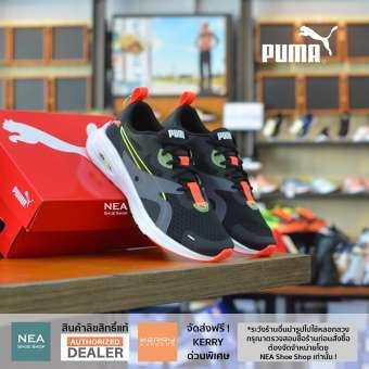 [ลิขสิทธิ์แท้] PUMA HYBRID Fuego [M] NEA รองเท้าวิ่ง พูม่า ผู้ชาย รองรับการออกกำลังกาย