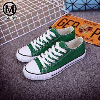 Marino รองเท้านักเรียน รองเท้าผ้าใบนักเรียน รองเท้าผ้าใบผู้หญิง รุ่น A001 - PINK-
