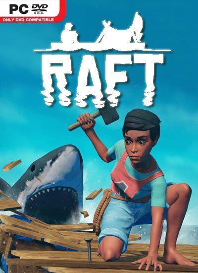แผ่นเกม Raft.