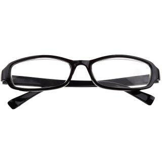 Black Plastic Arms Full Frame Reading Glasses +3.50 for Men thumbnail