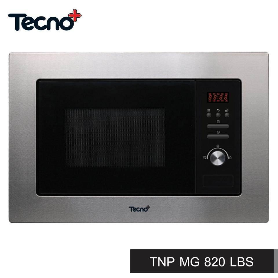 TECNOGAS เตาอบไมโครเวฟ BUILT-IN 25 ลิตร TECNOPLUS รุ่น TNP MG 820 LBS