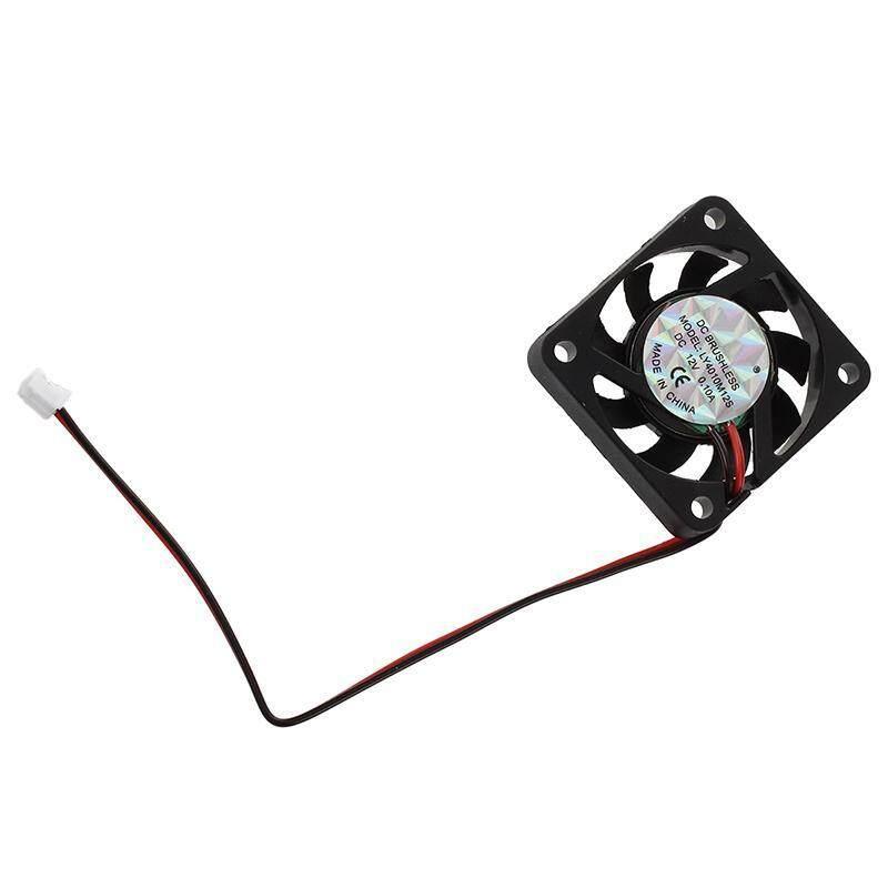 Bảng giá 3 Pcs 4cm 2 Pin DC Brushless 12VDC 0.10A CPU Cooler Cooling Fan Black Phong Vũ