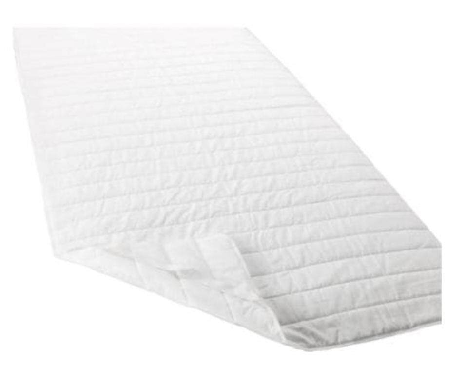 ถูกที่สุดผ้ารองที่นอนกันเปื้อนจาก Ikea มี 5 ขนาดให้เลือก.