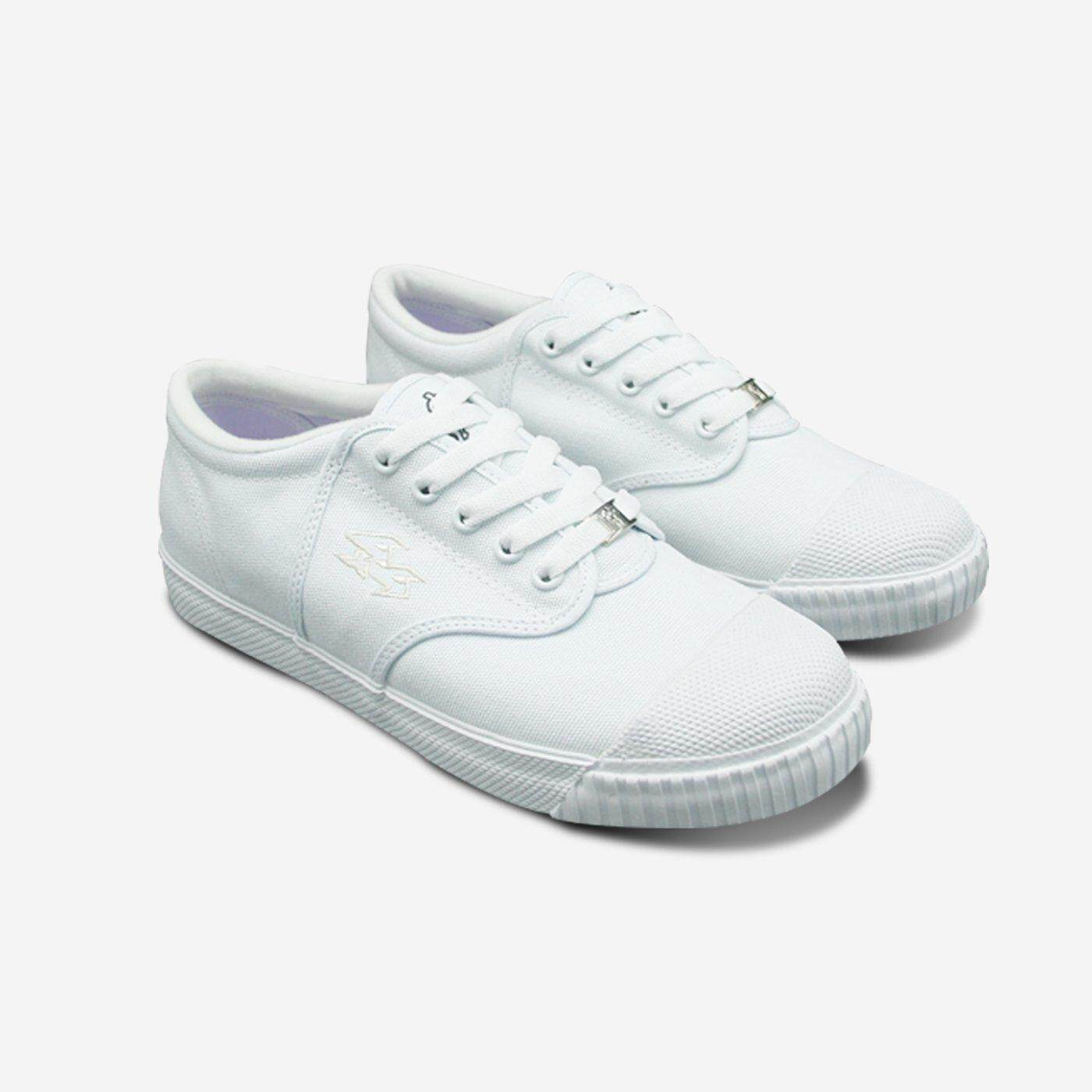 รองเท้าผ้าใบนักเรียน Breaker 4x4 รหัส 4x4-W สีขาว / 4x4-B สีน้ำตาล / 4x4-A สีดำ.