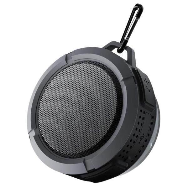 Hands-Free Shower Speaker, Bluetooth Speaker, Waterproof Speaker, Wireless Speaker With 5W Driver Suction Cup Singapore