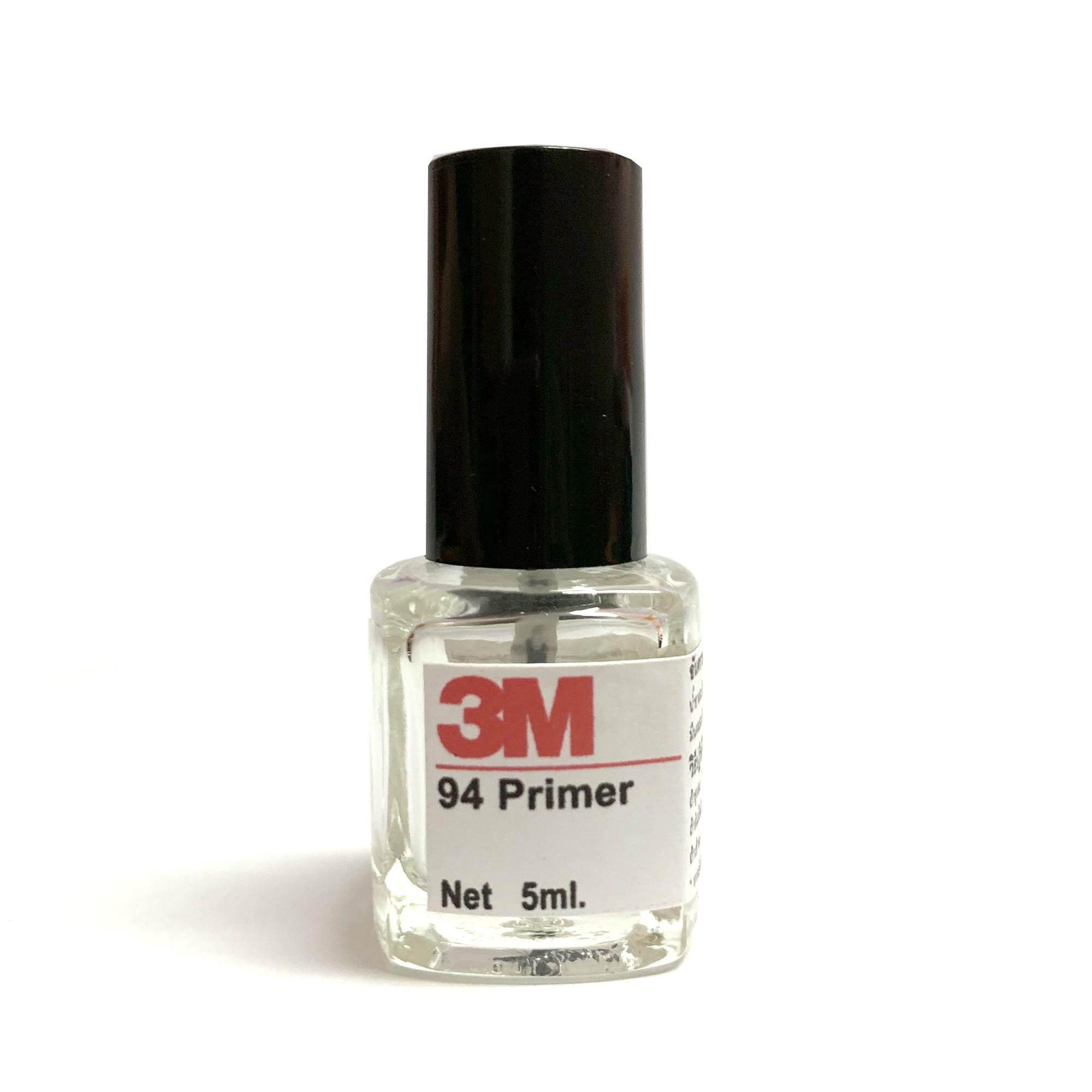 3m Primer 94 น้ำยาช่วยการยึดเกาะผิวขอบงานสติกเกอร์ (5ml.) By Somany Cosmetic.