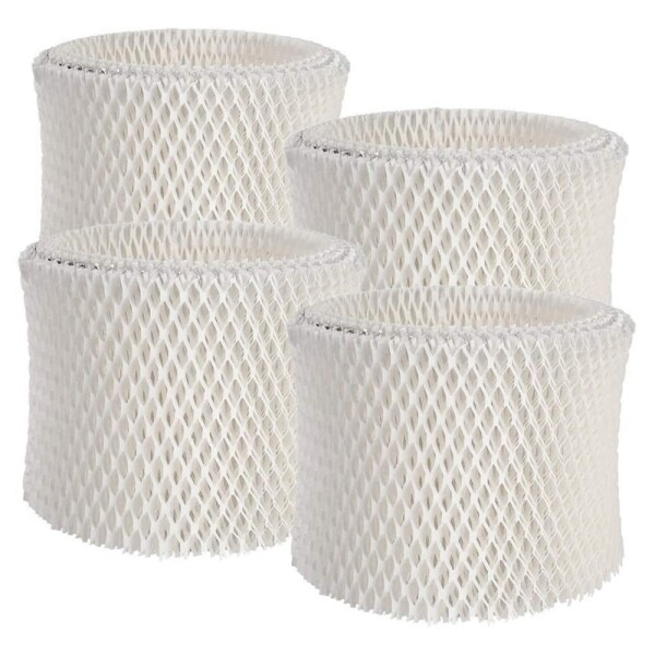 4-Pack WF2 Replacement Humidifier Filter Extended Life Compatible for Vicks Kaz WF2 Humidifier V3100, V3500, V3500N Singapore
