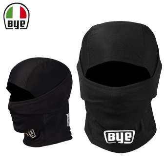 BYE Motorcycle Riding face mask หมวกสวมภายในกันลม กันฝุ่น สำหรับผู้ชายและผู้หญิง ระบายอากาศได้ดี มีความยืดหยุ่นสูง ปกป้องใบหน้าในสภาวะอากาศร้อน-