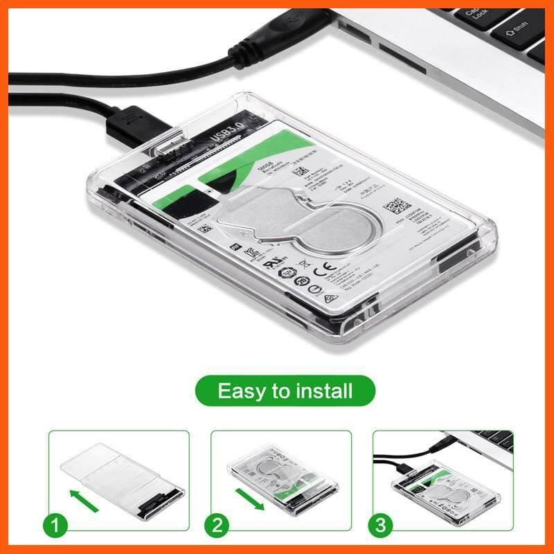 ลดราคา 2.5 Usb 3.0 Sata Hdกล่องhddฮาร์ดดิสก์ไดรฟ์ภายนอกhdd Enclosureกรณีใสเครื่องมือฟรี5g Bpsสนับสนุน2ไตรโลไบต์uaspโปรโตคอล ค้นหาเพิ่มเติม ตัวรับสัญญาณ Wifi Bluetooth เครื่องส่งสัญญาณบลูทูธ Usb Hub Usb Sharing Switch สาย Spdif อะแดปเตอร์สำหรับ Mac Pc.