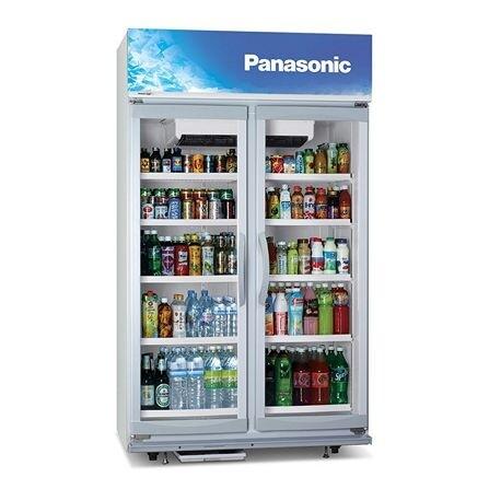 สินค้าคุณภาพ ตู้แช่ 2 ประตู PANASONIC SBC-P2DBA 34.9 คิว ยี่ห้อ Panasonic