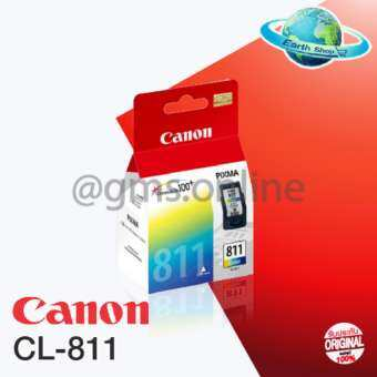 CANON หมึกพิมพ์ รุ่น CL-811 CO C/M/Y-