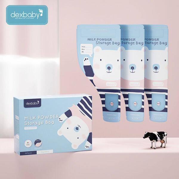 2021 Túi sữa bột Dexbaby túi nhỏ nhỏ cầm tay hộp sữa sẵn sữa nhỏ bé bé nhỏ túi đựng đồ 30esrs yn111