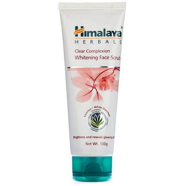Himalaya Clear Complexion Whitening Face Scrub 100 Ml.
