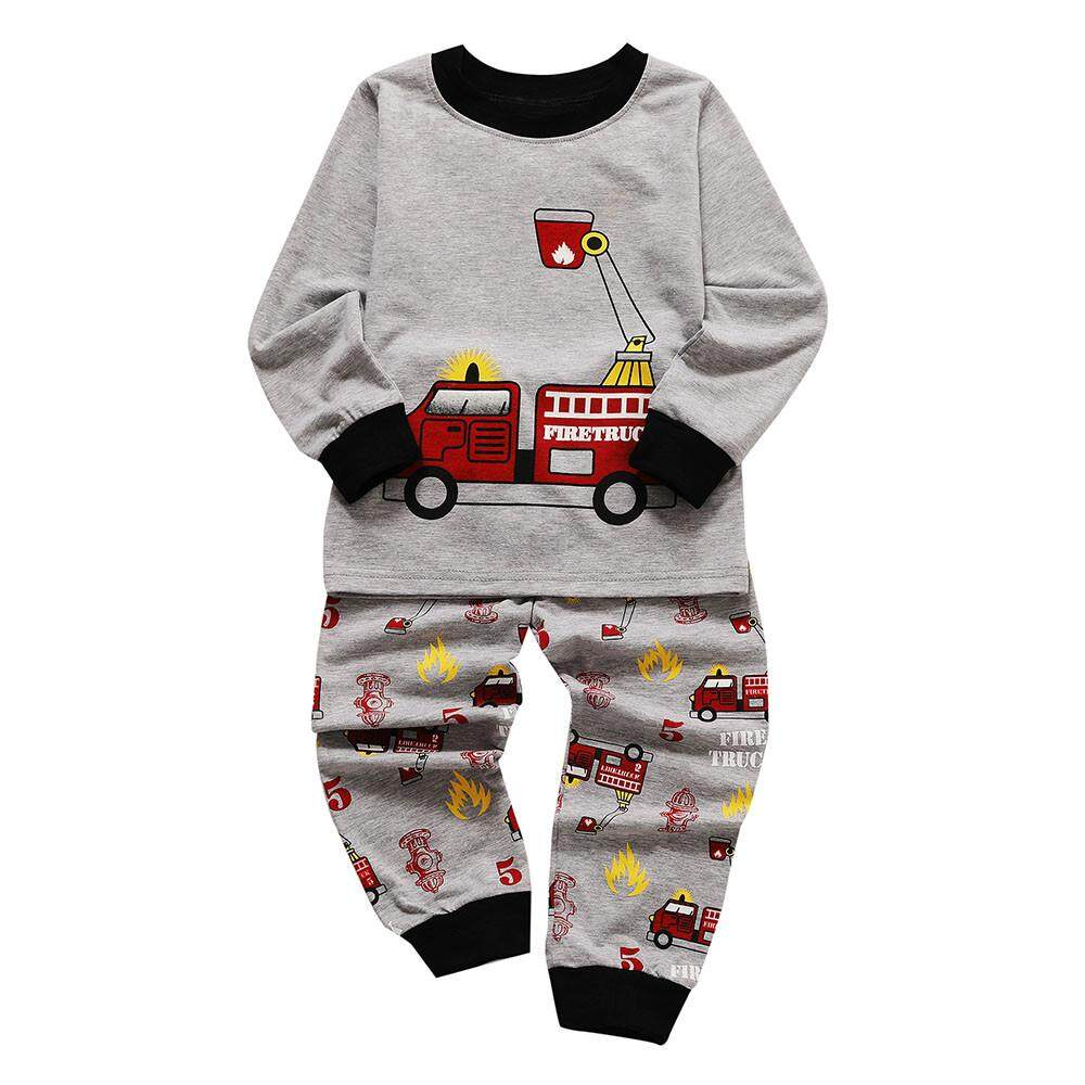 Sweet Toddler Kids Baby Girl Tops T-Shirt Long Pants Outfits Clothes Summer Set