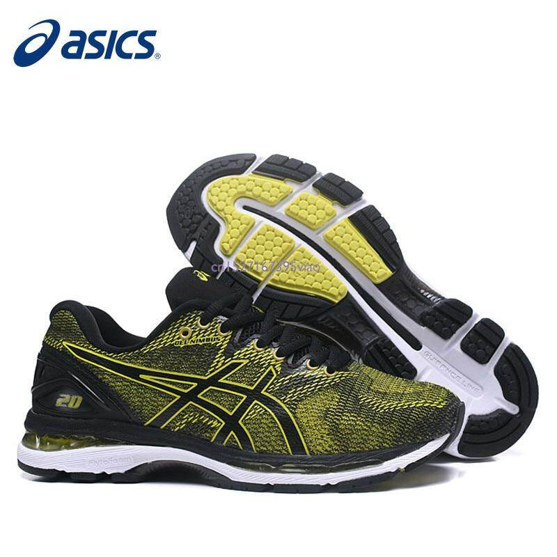 1cf2df55 Asics GEL Nimbus 20 men sneakers stability breathable sports shoes