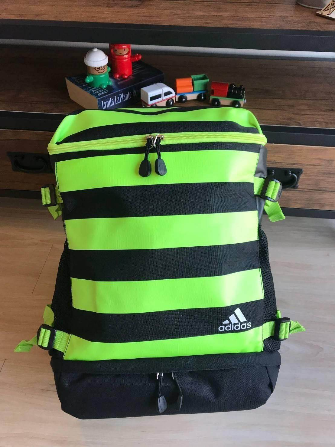 adc9460acb52 Adidas Contracted Large Backpack อีกหนึ่งคอลเลคชั่นสำหรับนักเดินทาง (