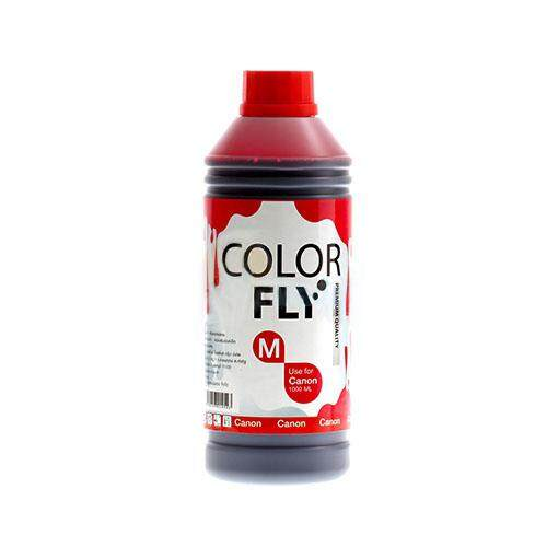 Color Fly Ink 1000 Ml. Magenta For Printer Canon.