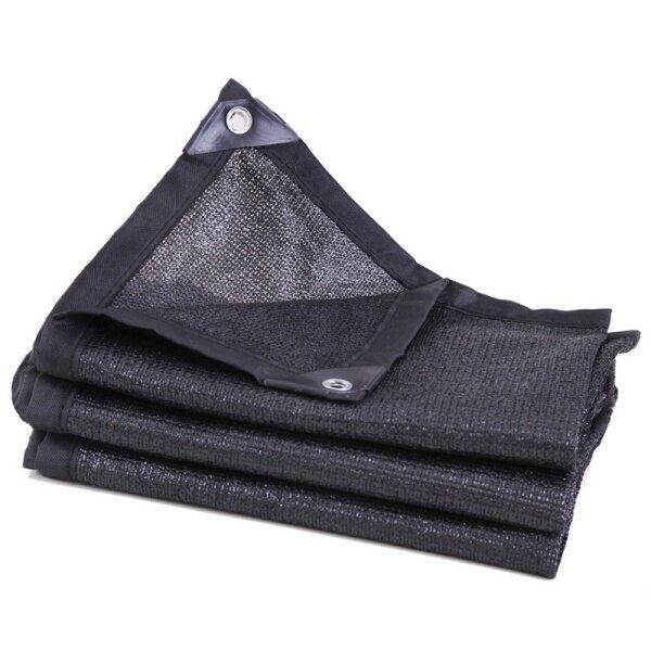 Sun Mesh Sunblock Outdoor Garden Anti-Uv Sunscreen Shade Sails Sunblock Shade Cloth Net For Plant Greenhouse Car 2x3M