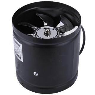 Quạt thông gió hình đường ống 4inch, ống thông gió bằng kim loại, quạt xả khí mini, quạt thông gió treo tường nhà vệ sinh nhà tắm, phụ kiện quạt ống 220V - INTL thumbnail