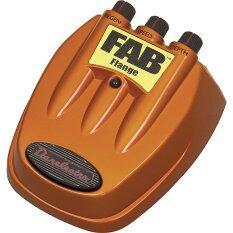 ขาย Danelectro เอฟเฟคกีตาร์ Fab Flange รุ่น D 6 Orange กรุงเทพมหานคร ถูก