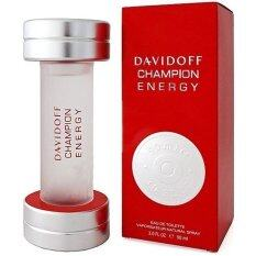 ขาย Davidoff Champion Energy For Men 90 Ml