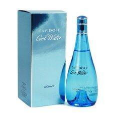 ราคา Davidoff Cool Water For Women 100 Ml พร้อมกล่อง ออนไลน์