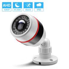 Hamrol 1080P 5MP 1.7MM Fisheye Lens 180Degree Panoramic AHD Camera Night Vision Waterproof Outdoor AHD CCTV Camera