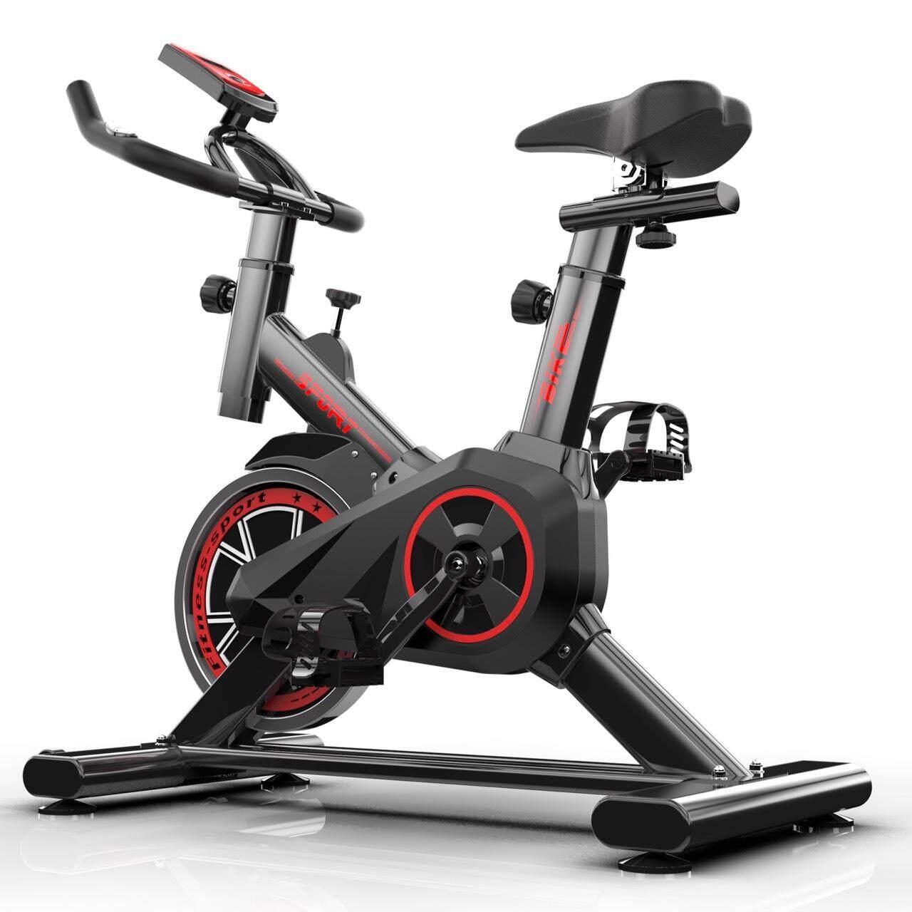 จักรยานออกกำลังกาย Exercise Spin Bike จักรยานฟิตเนส Spinning Bike Spinbike จักรยานฟิตเนส เครื่องปั่นจักรยาน By Pro_kitchen.