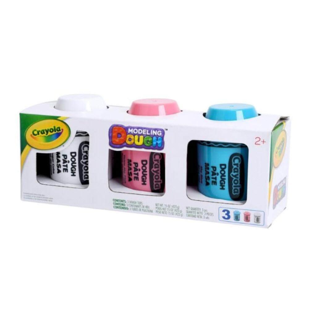 Crayola Tubs of Dough