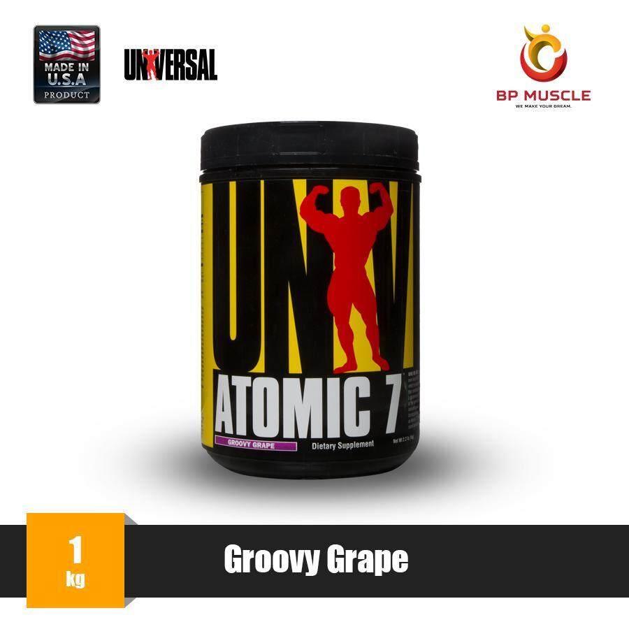 Universal Nutrition ATOMIC7 (BCAA) 1Kg - Groovy Grape