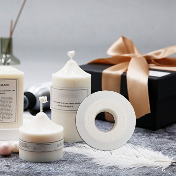 Mua Candle wick, flat wick, round wick, lamp wick, coil - 61 M, for the production of candles