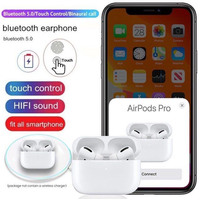 Apple Airpods Pro With Charging Case(หูฟังไร้สายbluetooth).